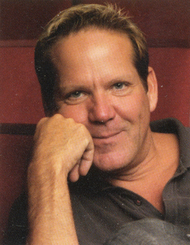 Headshot of theatre producer, Bill Hanney